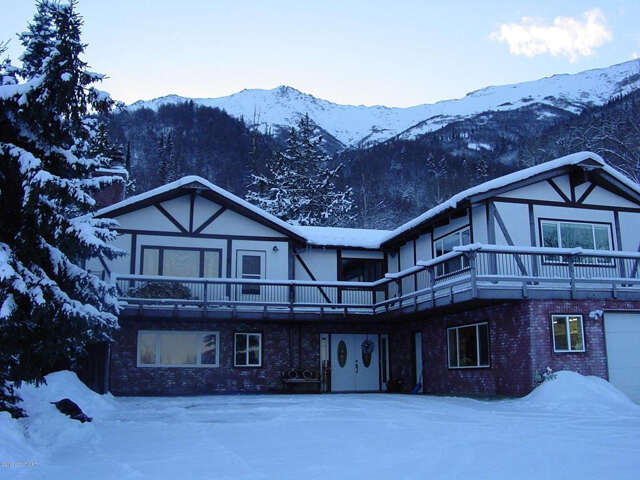 Single Family for Sale at 19330 Stonehill Drive Eagle River, Alaska 99577 United States