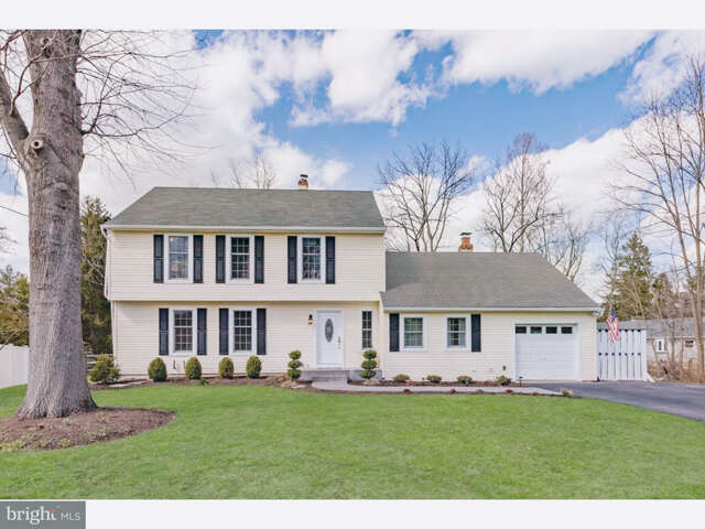 Real Estate for Sale, ListingId:53927521, location: 17 ALGONQUIN ROAD Doylestown 18901