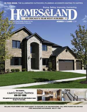 HOMES & LAND Magazine Cover. Vol. 10, Issue 12, Page 24.