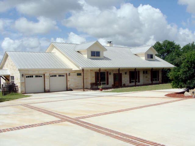 Single Family for Sale at 4121 Morris Ranch Rd Fredericksburg, Texas 78624 United States