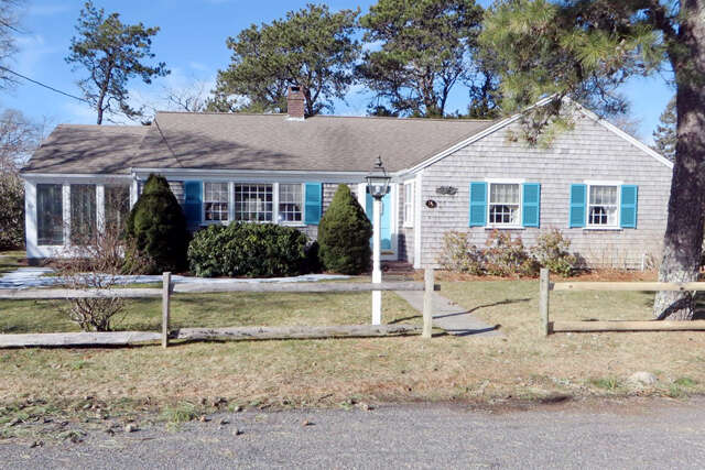 Single Family for Sale at 16 Osborne Road West Harwich, Massachusetts 02671 United States