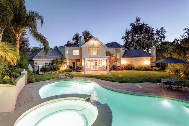 Single Family for Sale at 781 Greenridge Drive La Canada Flintridge, California 91011 United States