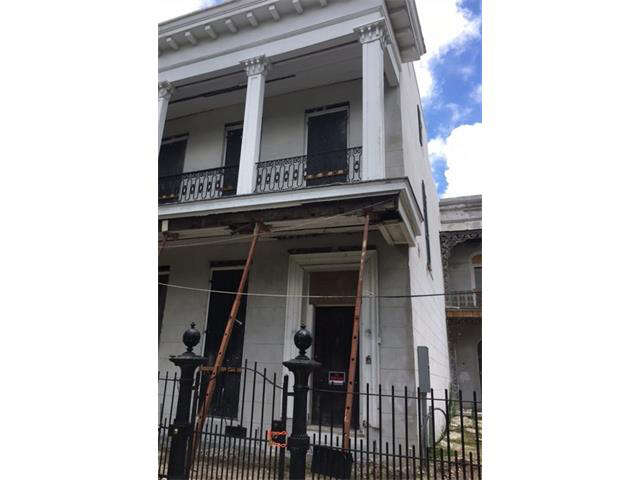 Single Family for Sale at 1717 Coliseum St New Orleans, Louisiana 70130 United States