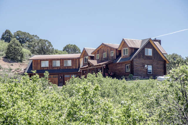 Single Family for Sale at 727 County Rd. 120 Glenwood Springs, Colorado 81601 United States