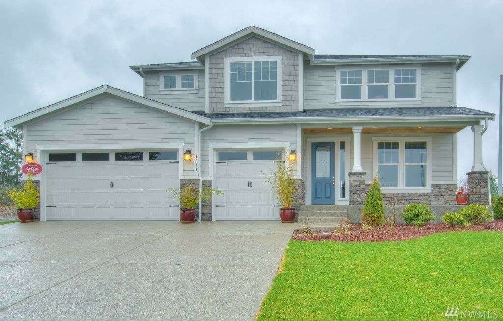 Single Family for Sale at 17404 125th Ave Ct E Puyallup, Washington 98374 United States