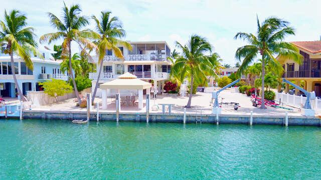 Single Family for Sale at 152 Stromboli Drive Plantation Key, Florida 33036 United States