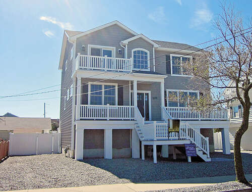 Single Family for Sale at 109 C Street Seaside Park, New Jersey 08752 United States