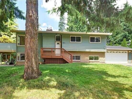 Single Family for Sale at 6631 172nd St. SW Edmonds, Washington 98026 United States