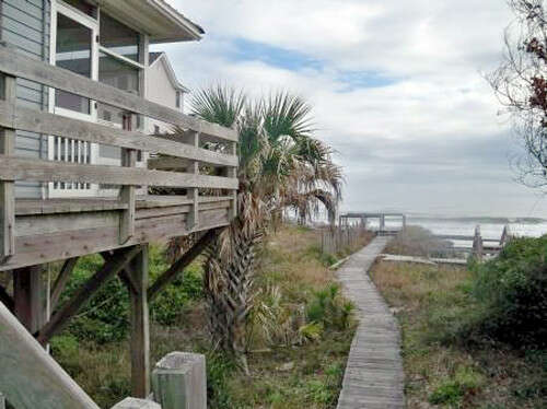 Single Family for Sale at 1717 E Ashley Avenue Folly Beach, South Carolina 29439 United States