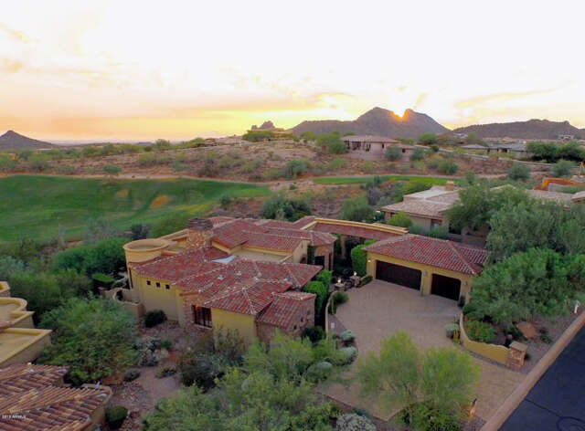 Single Family for Sale at 9210 N Fireridge Trail Fountain Hills, Arizona 85268 United States