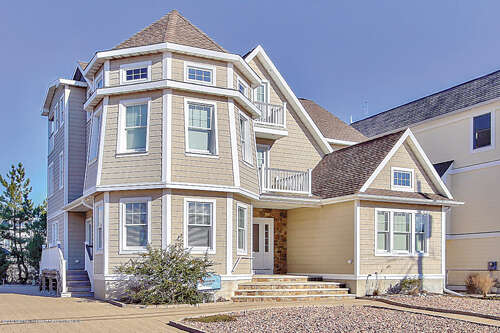 Single Family for Sale at 46 Brighton Avenue Seaside Park, New Jersey 08752 United States