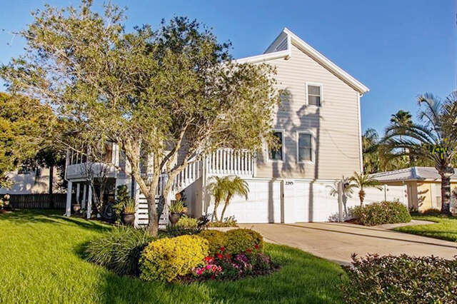 Single Family for Sale at 2295 Carolyn Dr Dunedin, Florida 34698 United States