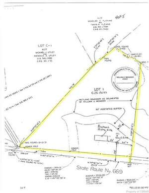 Land for Sale, ListingId:53309405, location: 00 Adams Creek Road Gloucester 23061