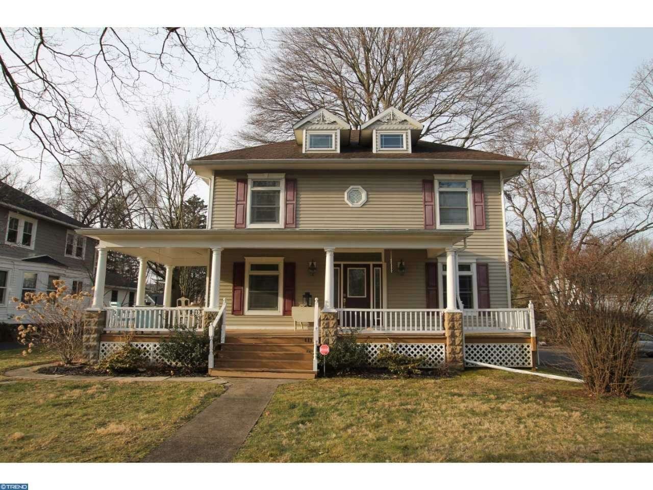 Single Family for Sale at 109 N Main Street Yardley, Pennsylvania 19067 United States