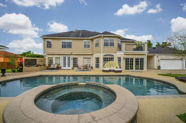 Single Family for Sale at 2703 Silverhorn Drive Katy, Texas 77450 United States
