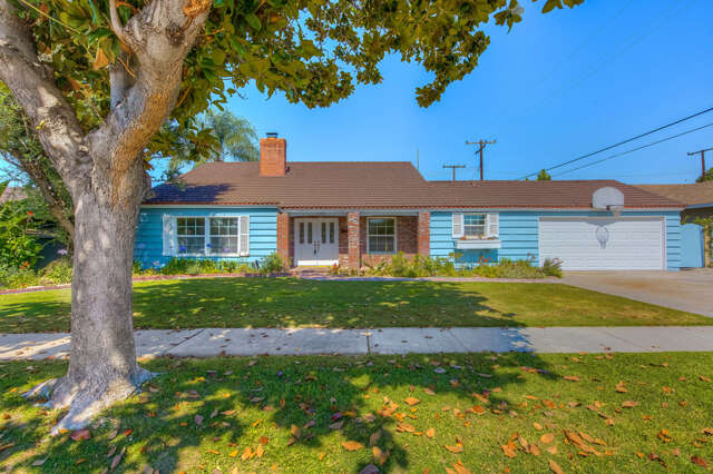 Single Family for Sale at 869 S Hilda Street Anaheim, California 92806 United States