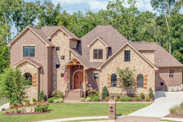 Single Family for Sale at 7877 Lexsaturno Ln Ooltewah, Tennessee 37363 United States