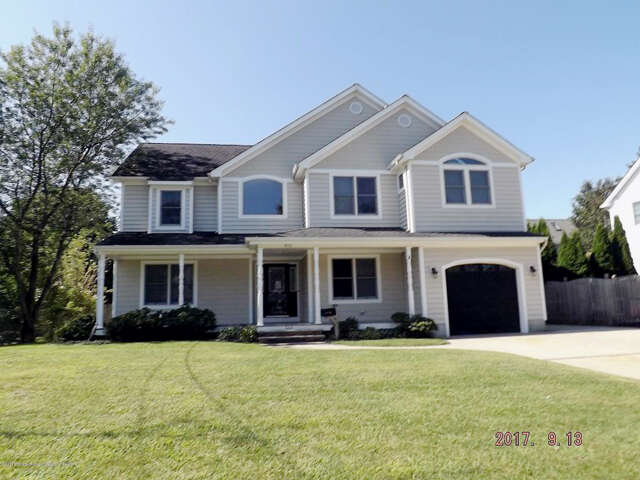 Single Family for Sale at 649 Woodland Avenue Brielle, New Jersey 08730 United States