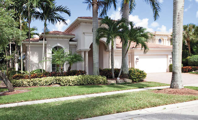 Single Family for Sale at 16240 Andalucia Lane Delray Beach, Florida 33446 United States