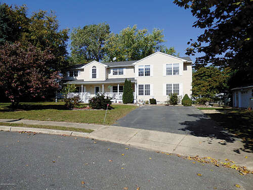 Single Family for Sale at 3 Upton Place Ocean, New Jersey 07712 United States