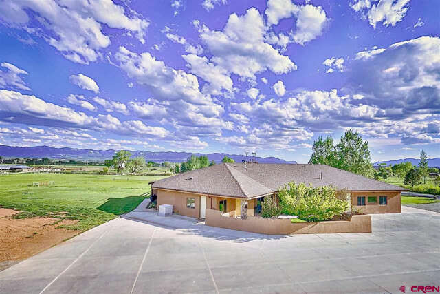 Single Family for Sale at 13080 Road 27.6 Dolores, Colorado 81323 United States