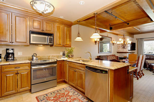 Condominium for Sale at 610 S West End Street Aspen, Colorado 81611 United States