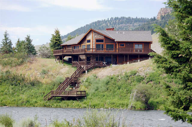 Single Family for Sale at 1395 Highway 287 North Cameron, Montana 59720 United States