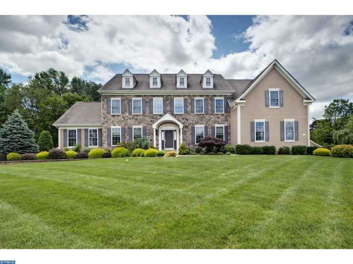 Single Family for Sale at 242 Cecelia Acres Drive Ivyland, Pennsylvania 18974 United States
