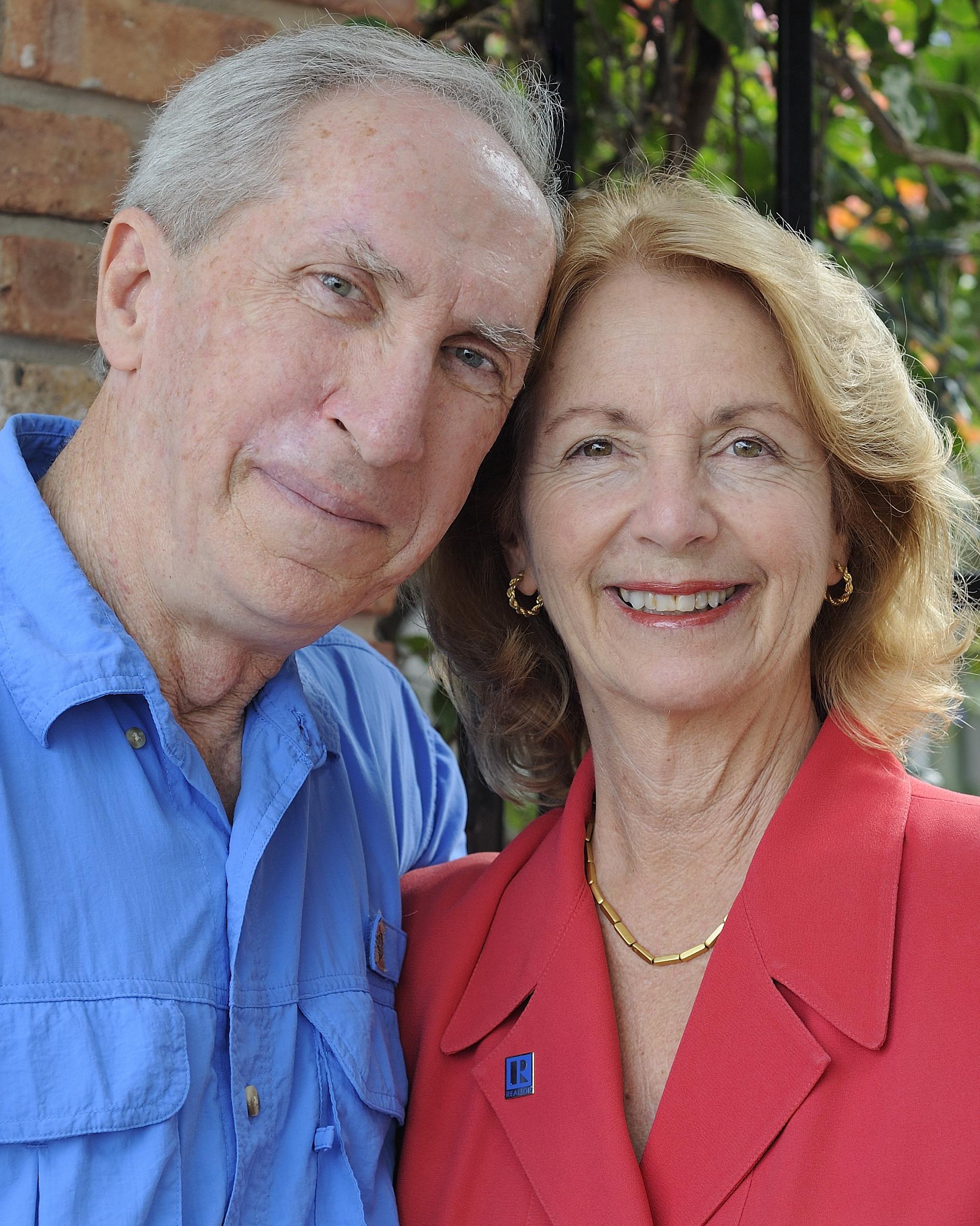Bill and Patsy Casey