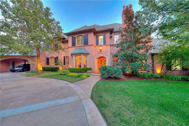 Single Family for Sale at 1628 Saratoga Way Edmond, Oklahoma 73003 United States