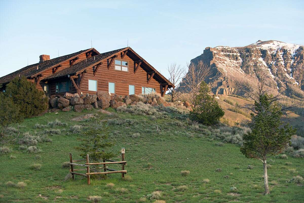 Investment for Sale at Four Bear Ranch Cody, Wyoming 82414 United States