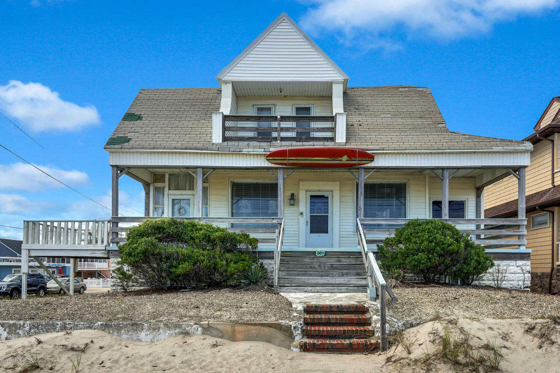 Multi Family for Sale at 301 N Ocean Avenue Seaside Park, New Jersey 08752 United States