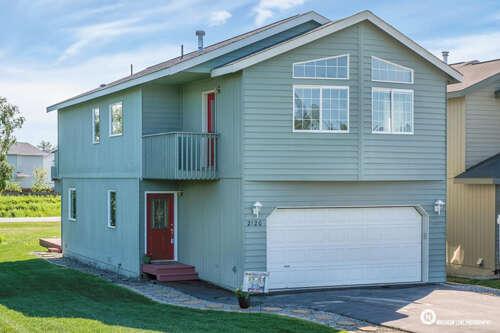 Home Listing at 2120 Lauren Ann Circle, ANCHORAGE, AK
