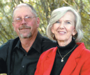 Ken and Bev Williamson