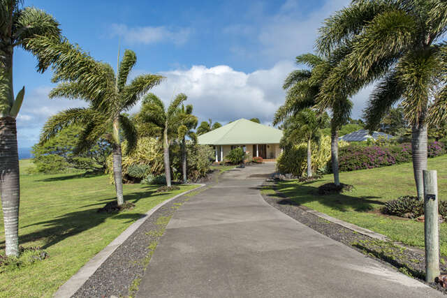 Single Family for Sale at 56-2805 Lahuiki Pl Hawi, Hawaii 96719 United States