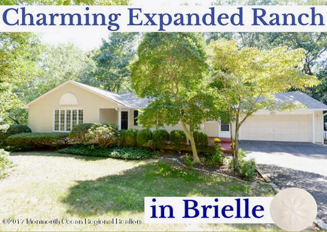 Real Estate for Sale, ListingId:46769345, location: 629 Holly Hill Drive Brielle 08730