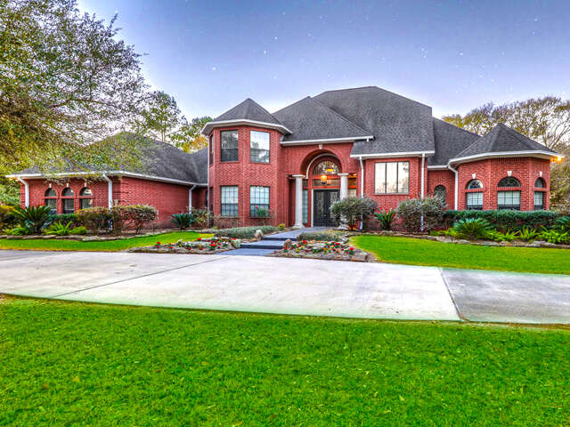 Single Family for Sale at 25950 Century Oaks Boulevard Hockley, Texas 77447 United States