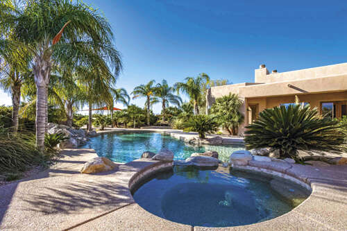 Single Family for Sale at 1719 W Moore Road Oro Valley, Arizona 85755 United States