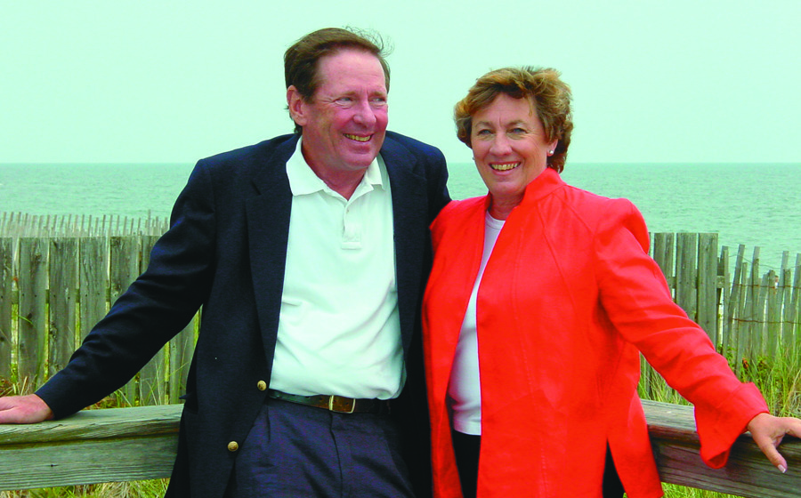 Karen & Dick Hewson