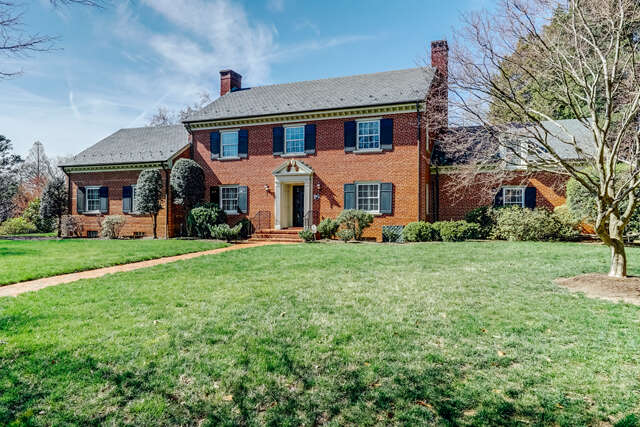 Single Family for Sale at 4601 Coventry Road Richmond, Virginia 23221 United States