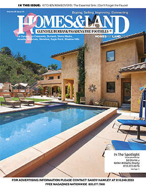 HOMES & LAND Magazine Cover. Vol. 28, Issue 10, Page 11.