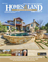 HOMES & LAND Magazine Cover. Vol. 14, Issue 11, Page 37.