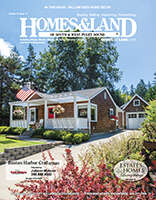 HOMES & LAND Magazine Cover. Vol. 35, Issue 12, Page 14.
