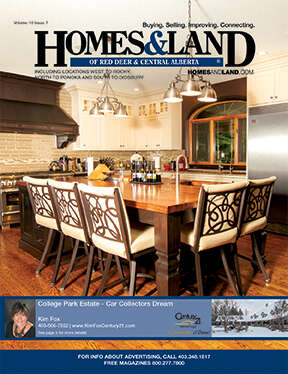 HOMES & LAND Magazine Cover. Vol. 10, Issue 07, Page 5.