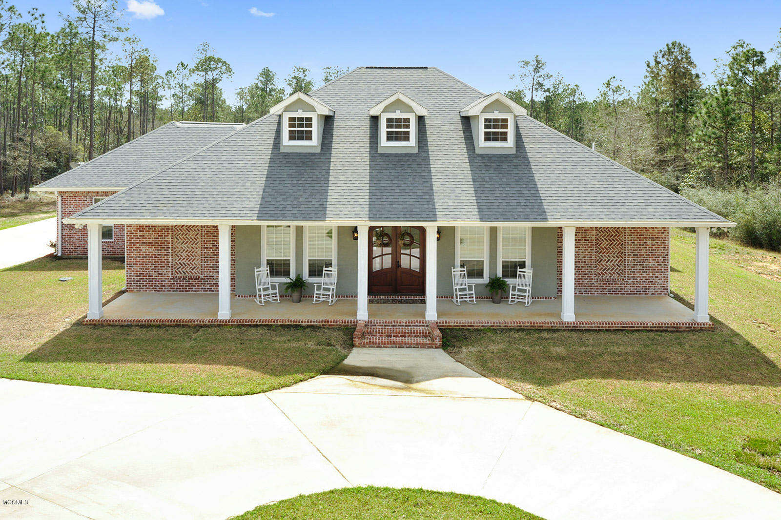 Single Family for Sale at 19078 Hide-A-Way Drive Kiln, Mississippi 39556 United States