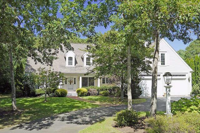 Single Family for Sale at 4 Sweet Fern Lane Sandwich, Massachusetts 02563 United States