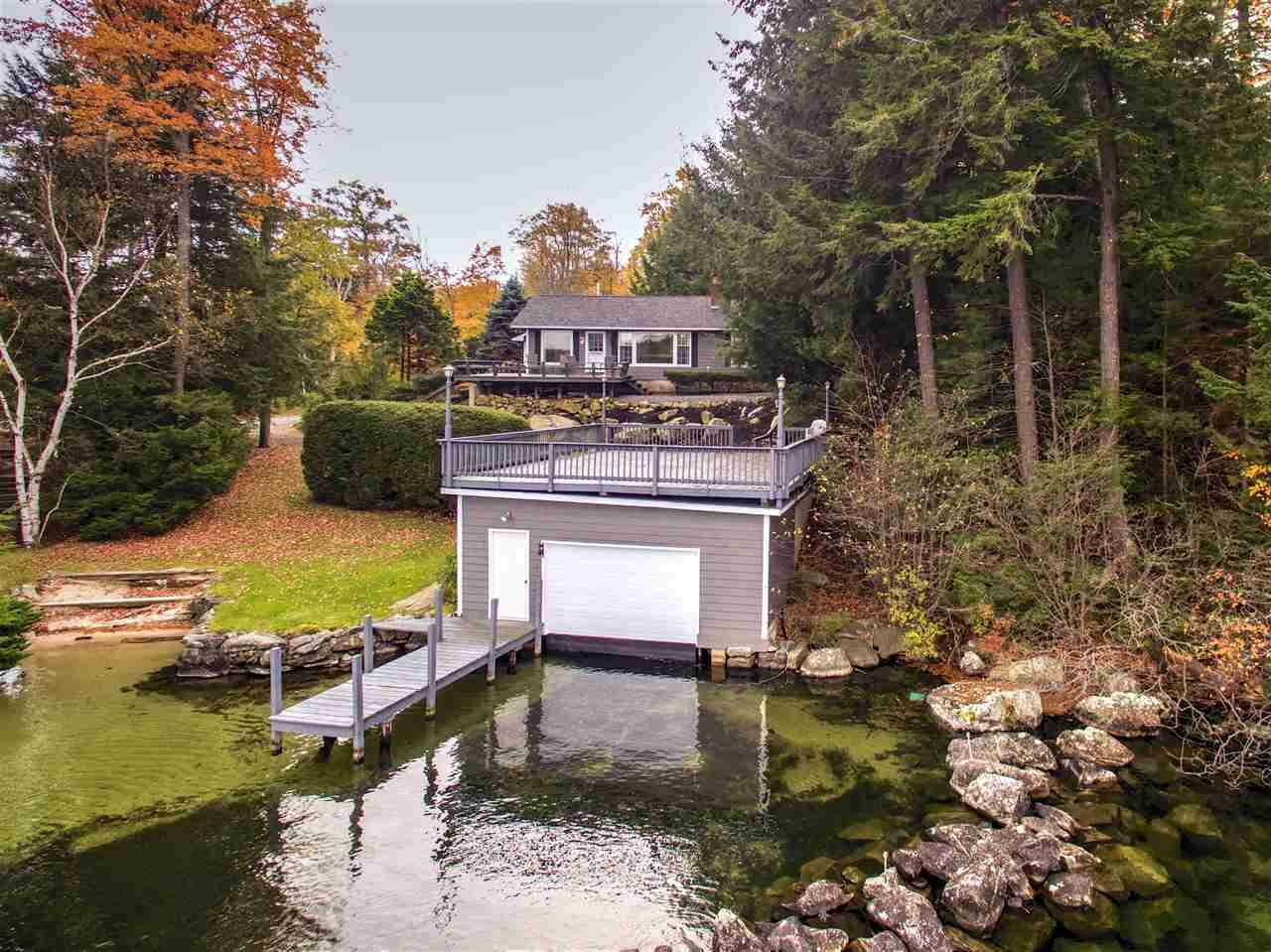 Single Family for Sale at 1 Garden Park Road Alton, New Hampshire 03809 United States
