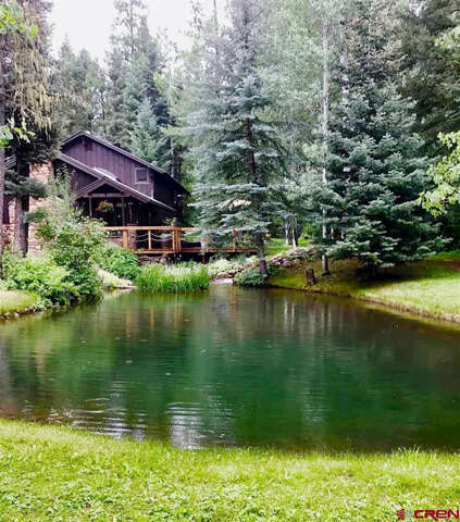 Single Family for Sale at 1429 &Amp;1123 cCunty rRad 550 vVllecito lLke 1429 & 1423 County Road 500 Vallecito Lake Bayfield, Colorado 81122 United States