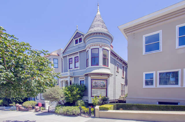 Single Family for Sale at 1083 Dolores St San Francisco, California 94110 United States