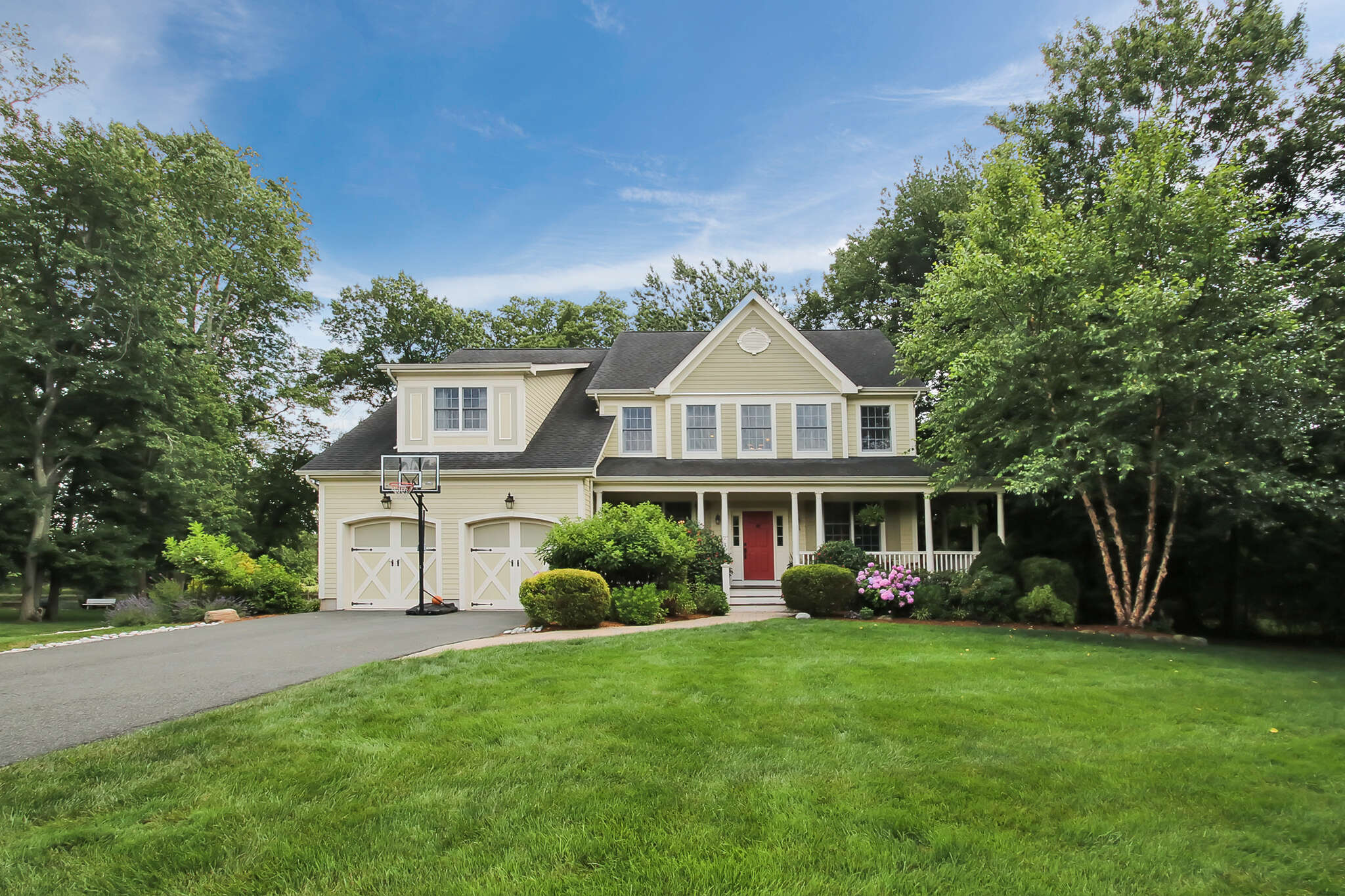 Single Family for Sale at 1656 Cooper Road Scotch Plains, New Jersey 07076 United States